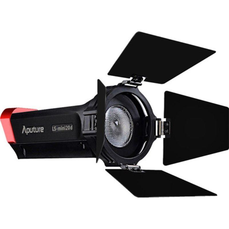 3x bodová světla Aputure LED - SPOTY