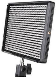 4x Aputure AL528 LED + 4x stativ - PLACKA