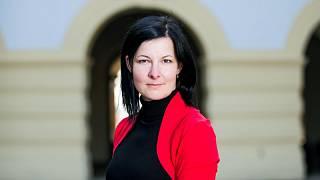 Eva Oubělická - ředitelka, Zámek Slavkov - Austerlitz