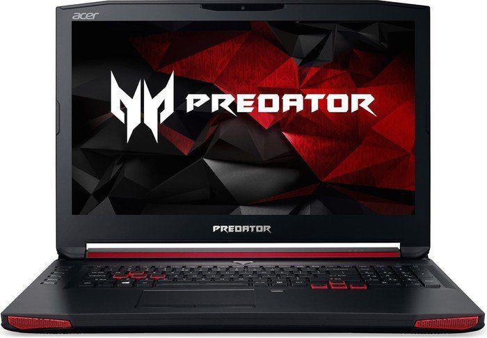 "Acer Predator 17"", FullHD, I7, 16GB RAM, 256SSD, 1THDD, GTX970M"