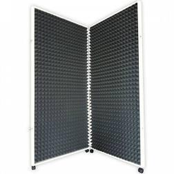 Akustický paravan 2x2 metry 2ks