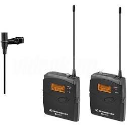 Mikroporty Sennheiser EW 100 G3 566-608MHz + mikrofon ME2US + mikrofon ME4N