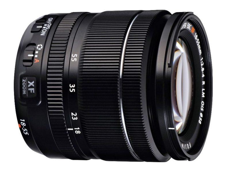 Objektiv Fujifilm XF 18-55 mm f/2,8-4,0 R LM OIS