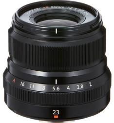 Objektiv Fujifilm XF 23 mm f/2,0 R WR černý