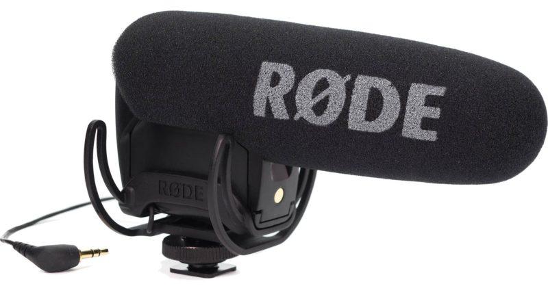 RODE Videomic Pro jack