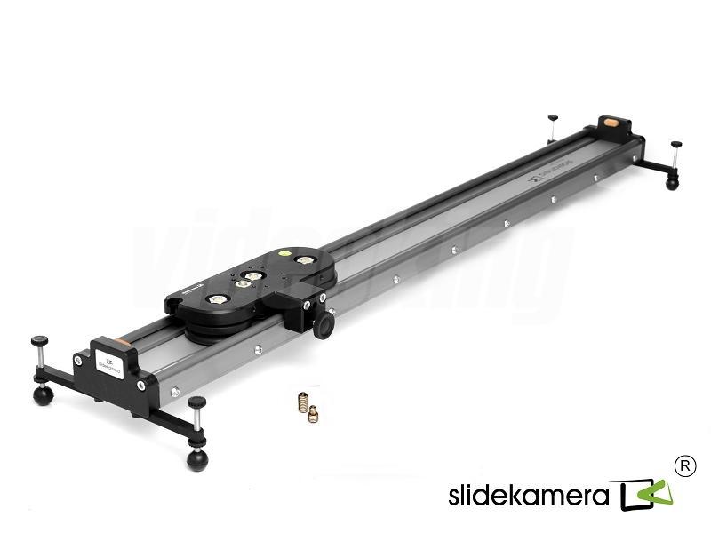 Slide Slidekamera (elektronický timelapse slider) + Hlava Manfrotto MVH 500AH