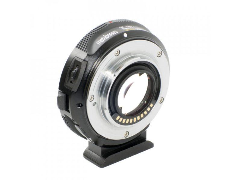 Speedbooster Canon EF- M4/3