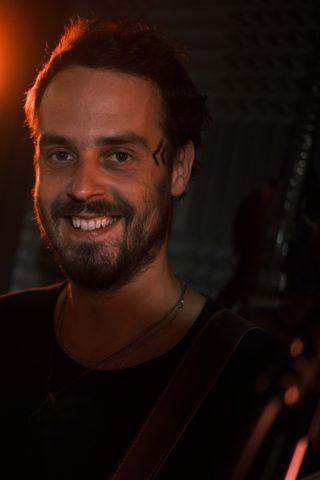 Pavel Šmíd - producent, hudebník, manažer Rustical Records, spoluautor King'N'Doom feat. Cheikh Lô